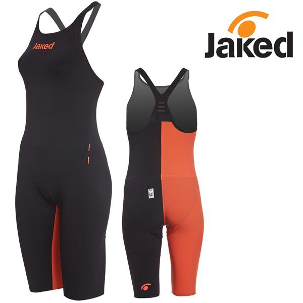 JKEEL FWS (BK-OR) 킬 여자 반전신 클로즈백 선수용-스윔잭증정