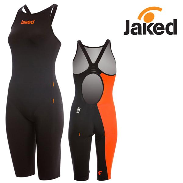 JKEEL FWSO (BK-OR) 킬 여자 반전신 오픈백 선수용
