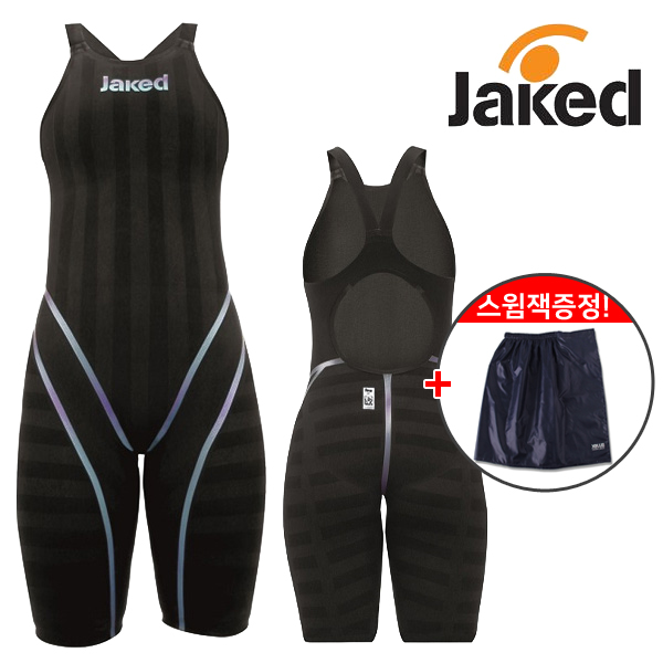 JKOMP FWSO-BLACK 제이콤프 여자반전신 오픈백 선수용 수영복