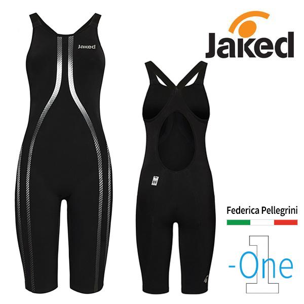 JK-ONE FWSO-BLACK NERO-제이키드 여자 반전신 오픈백 선수용 수영복