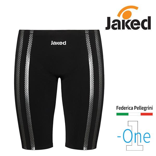 JK-ONE PSM-BLACK NERO-제이키드 남자5부 선수용 수영복-스윔잭증정-스윔잭증정