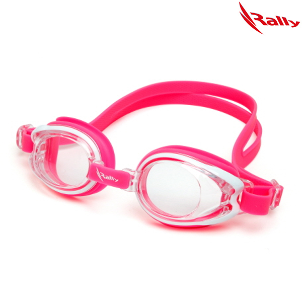 JRKE013-PNK 랠리 RALLY 주니어 수경 수영용품