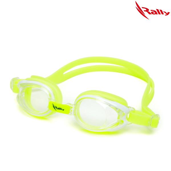 JRKE013-YEL 랠리 RALLY 주니어 수경 수영용품