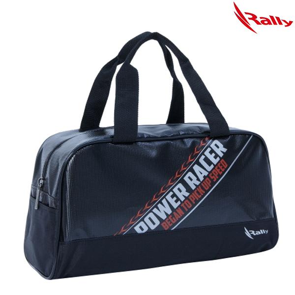 JRUB341-BBK 랠리 RALLY 타포린 가방 수영용품