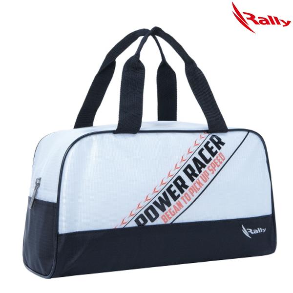 JRUB341-WBK 랠리 RALLY 타포린 가방 수영용품