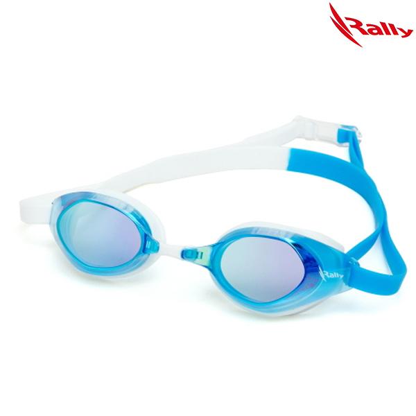 JRUE012MR-BLU 랠리 RALLY 패킹 미러 수경 수영용품