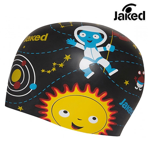 JWSCS11011-BLACK 제이키드 JAKED 실리콘 수모 수영모