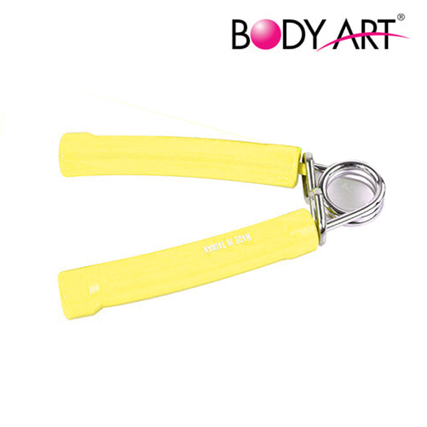바디아트 뉴 파워악력기-중(5.0mm)-노랑