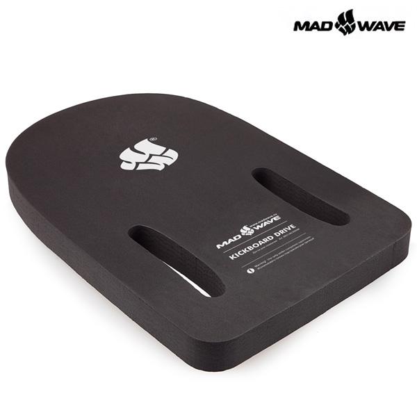 KICKBOARD DRIVE(BLACK) MAD WAVE 훈련용품 킥보드