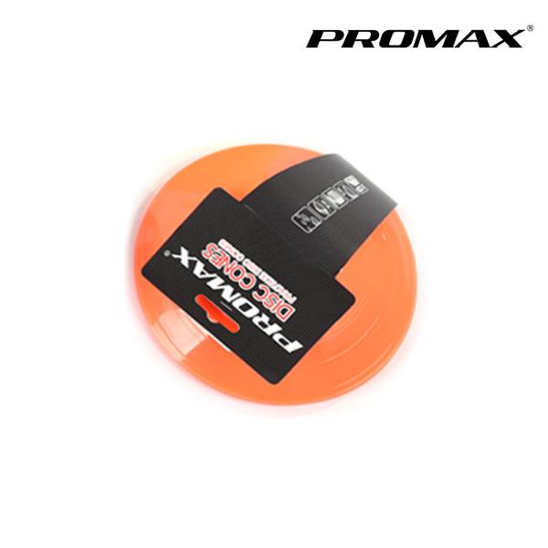 프로맥스 접시콘 6P-오렌지