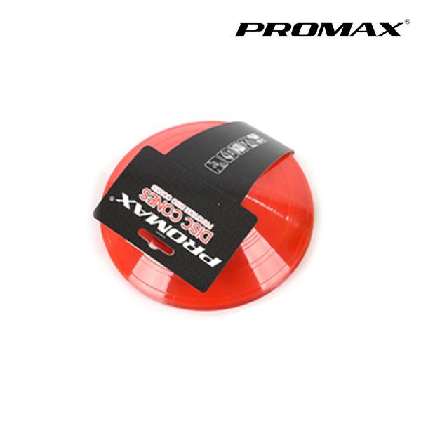 프로맥스 접시콘 6P-레드