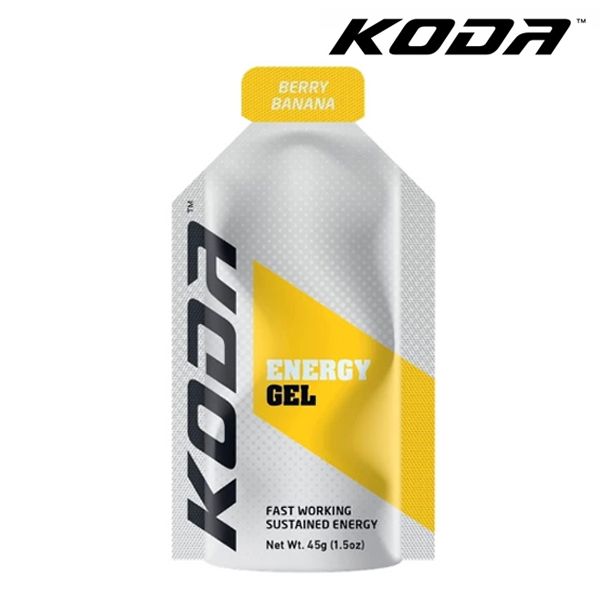 KODA 베리 바나나 에너지젤 10개