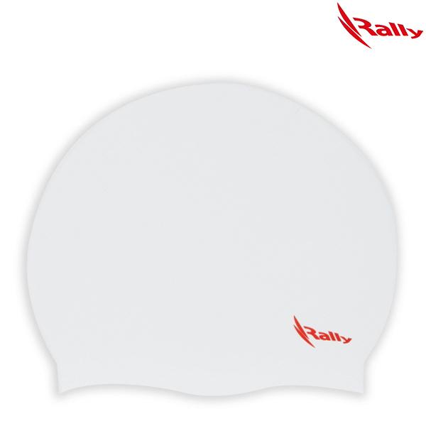KRUC100-WHT 랠리 RALLY 실리콘 수모 수영모
