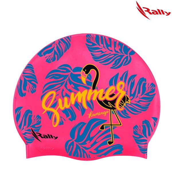 KRUC101-PNK 랠리 RALLY 실리콘 수모 수영모