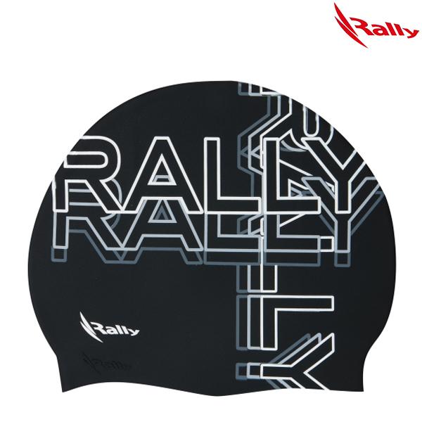 KRUC115-BLK 랠리 RALLY 실리콘 수모 수영모