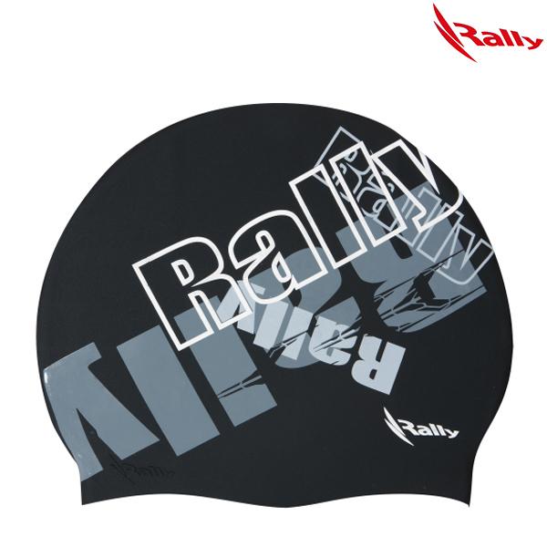 KRUC116-BLK 랠리 RALLY 실리콘 수모 수영모