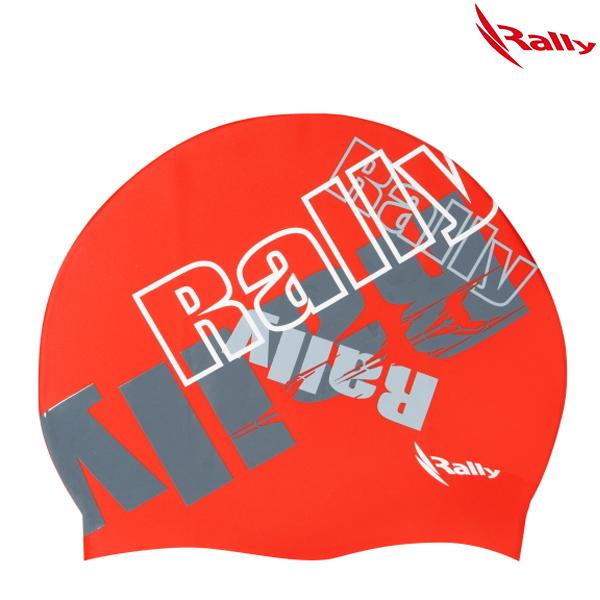 KRUC116-RED 랠리 RALLY 실리콘 수모 수영모