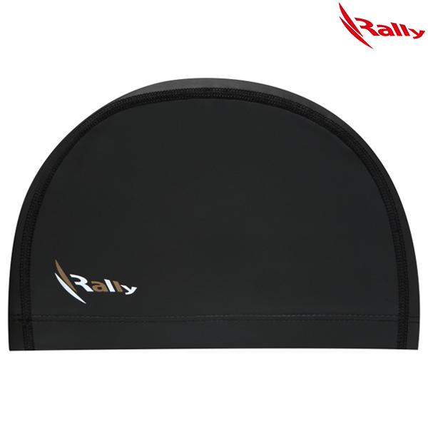 KRUC130-BLK 랠리 RALLY 우레탄 수모 수영모