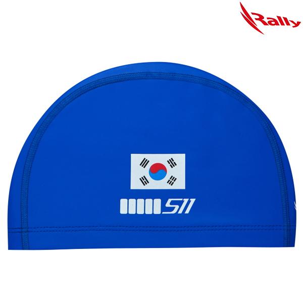 KRUC132-BLU 랠리 RALLY 우레탄 수모 수영모