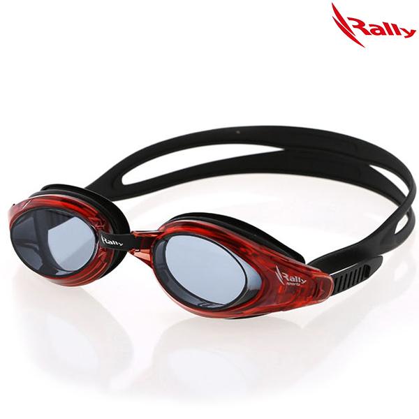 KRUE001-RED 랠리 RALLY 패킹 수경 수영용품