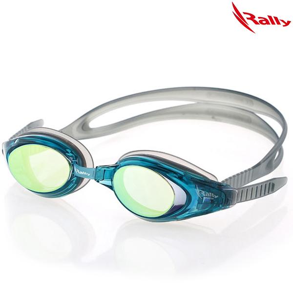 KRUE002-EMR 랠리 RALLY 패킹 수경 수영용품