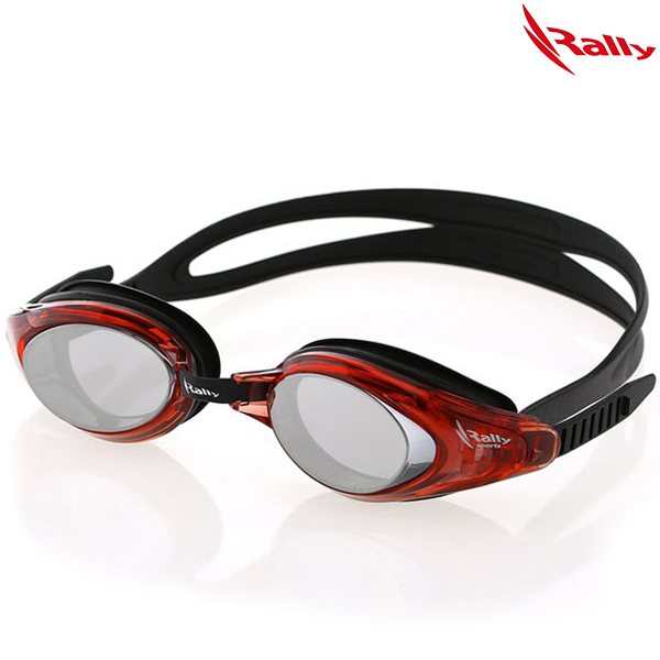 KRUE002-RED 랠리 RALLY 패킹 수경 수영용품