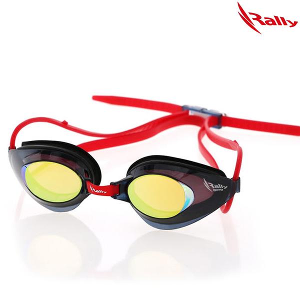 KRUE004-BLK 랠리 RALLY 패킹 수경 수영용품
