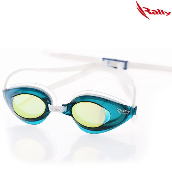 KRUE004-BLU 랠리 RALLY 패킹 수경 수영용품