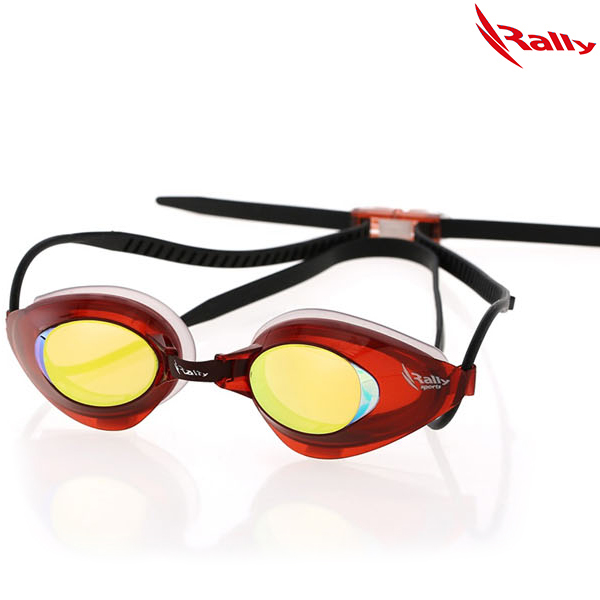 KRUE004-RED 랠리 RALLY 패킹 수경 수영용품