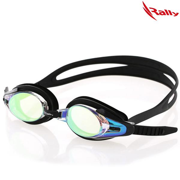 KRUE008-BLK 랠리 RALLY 패킹 수경 수영용품
