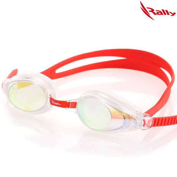 KRUE010-RED 랠리 RALLY 패킹 수경 수영용품
