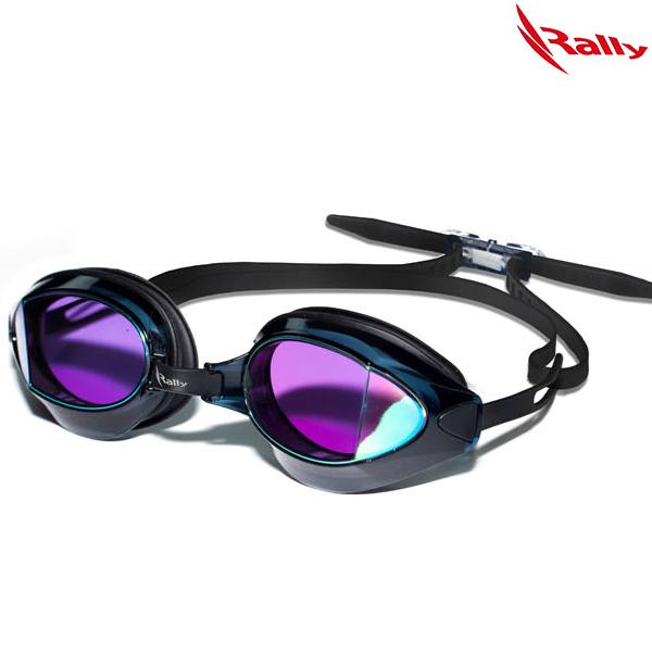 KRUE011-BLK 랠리 RALLY 패킹 수경 수영용품