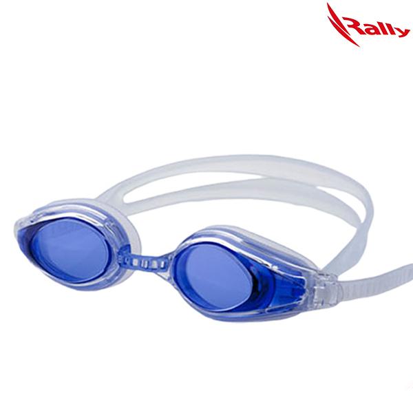 KRUE428-BLUE 랠리 RALLY 패킹 수경 수영용품