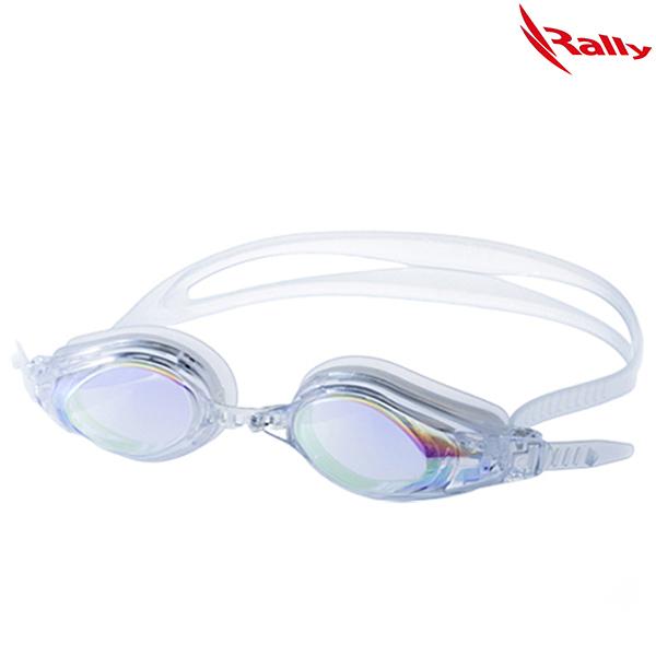KRUE428MR-CLEAR 랠리 RALLY 패킹 미러 수경 수영용품