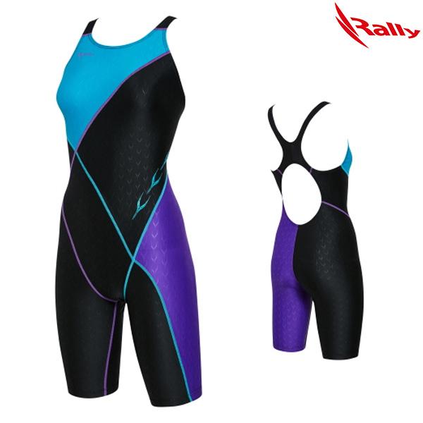 KSLH866-BLK 랠리 RALLY 여성 반전신 수영복