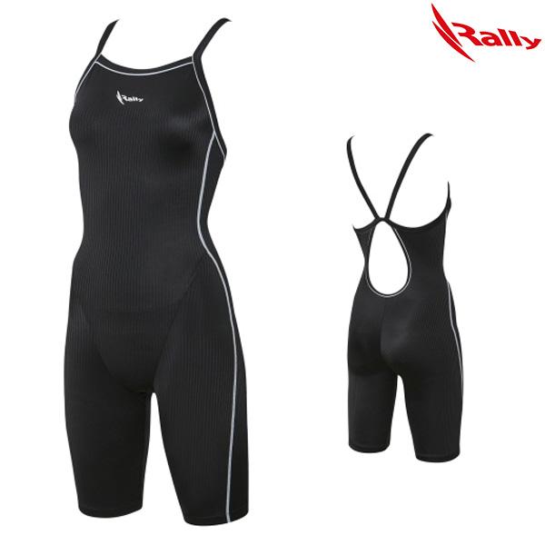KSLH878-BLK 랠리 RALLY 여성 반전신 수영복