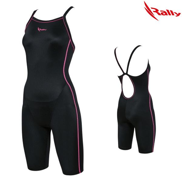 KSLH879-BLK 랠리 RALLY 여성 반전신 수영복