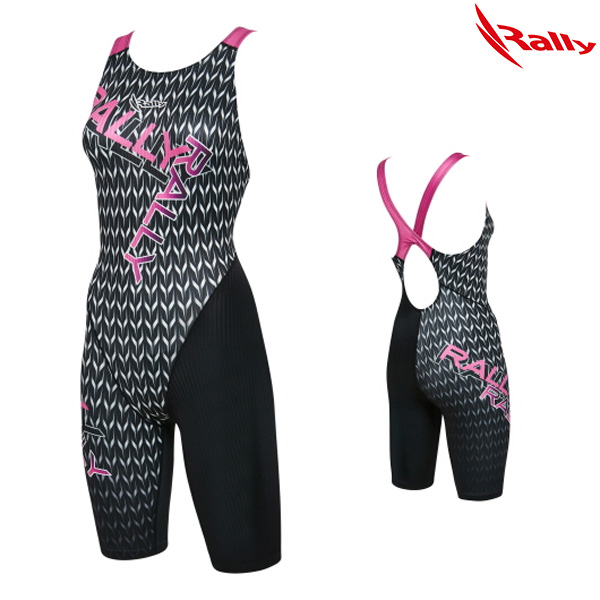 KSLH888-BLK 랠리 RALLY 여성 반전신 수영복