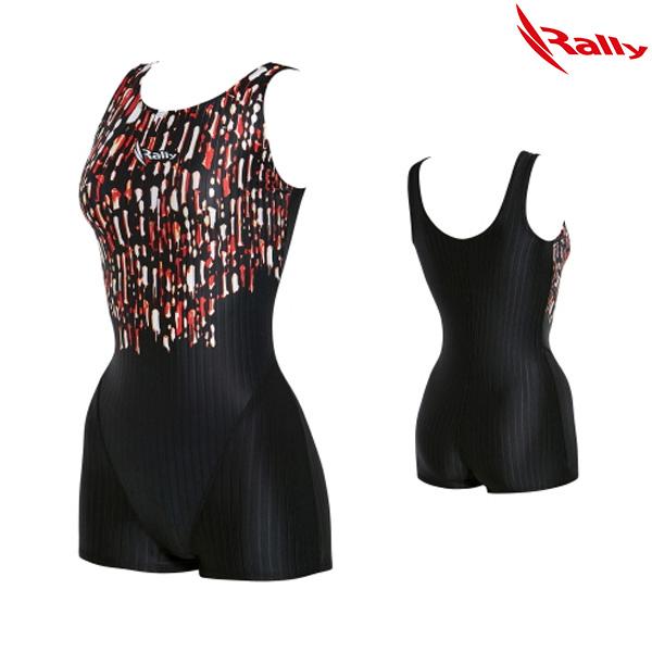KSLH945-RED 랠리 RALLY 여성 1부 수영복
