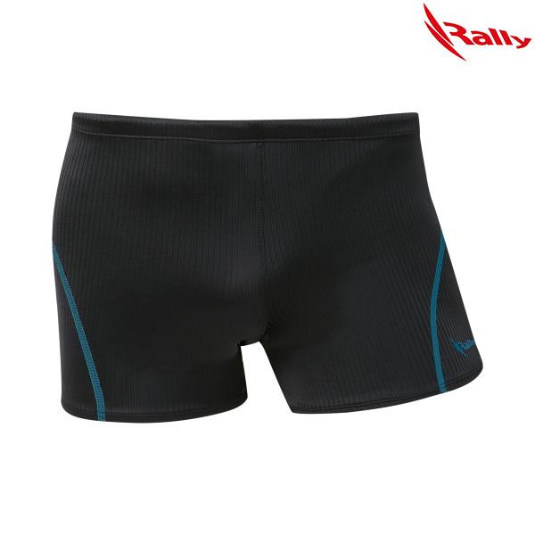 KSMQ003-BLK 랠리 RALLY 남성 사각 수영복