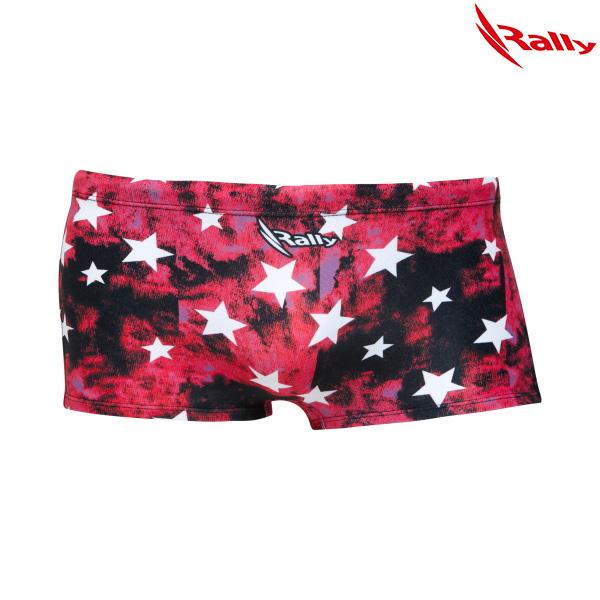 KSMR114-PNK 랠리 RALLY 남성 숏사각 탄탄이 수영복