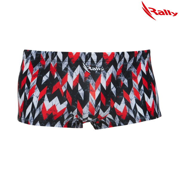 KSMR987-RED 랠리 RALLY 남성 숏사각 탄탄이 수영복