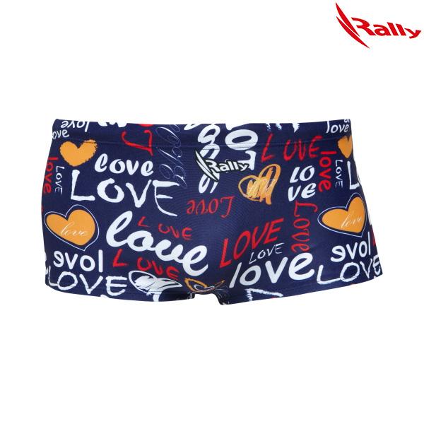 KSMR990-NVY 랠리 RALLY 남성 숏사각 탄탄이 수영복