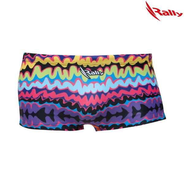 KSMR991-MLT 랠리 RALLY 남성 숏사각 탄탄이 수영복