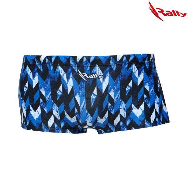 KSMR992-BLU 랠리 RALLY 남성 숏사각 탄탄이 수영복