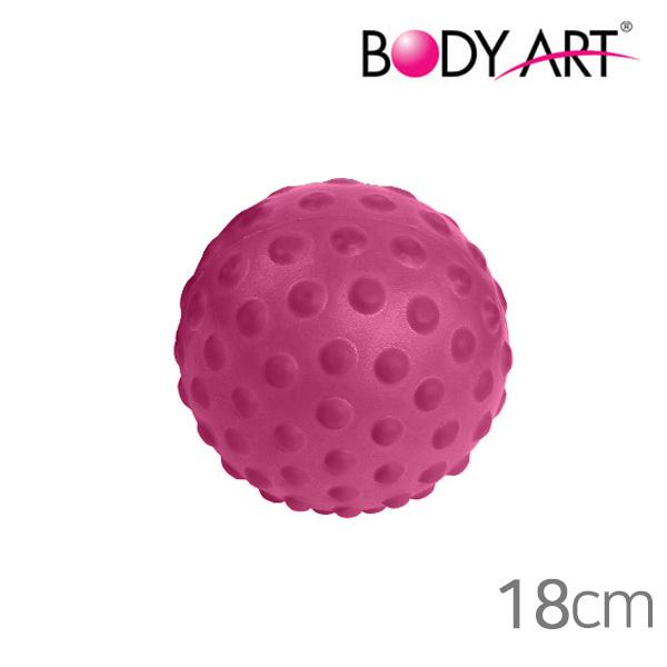 바디아트 미니마사지짐볼 18cm-핑크