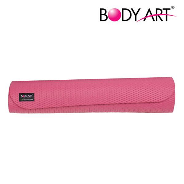 바디아트 7mm 에코 프리미엄 요가매트-핑크
