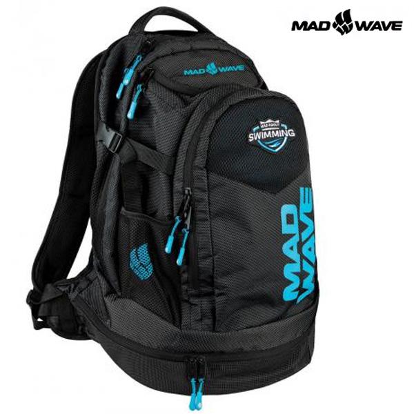 LANE(BLACK) MAD WAVE 가방 백팩