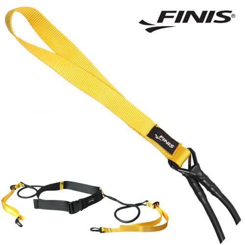 FINIS 레인벨트 코드(YEL-주니어) 피니스 훈련용품