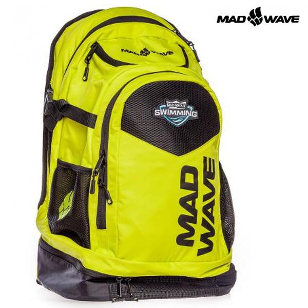 LANE(GREEN) MAD WAVE 가방 백팩